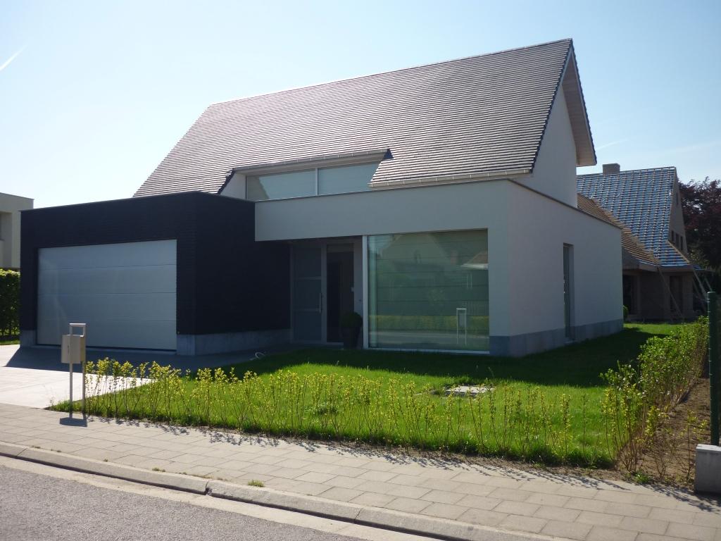 Projecten jan abbeloos ingenieur architect - Moderne fotos ...